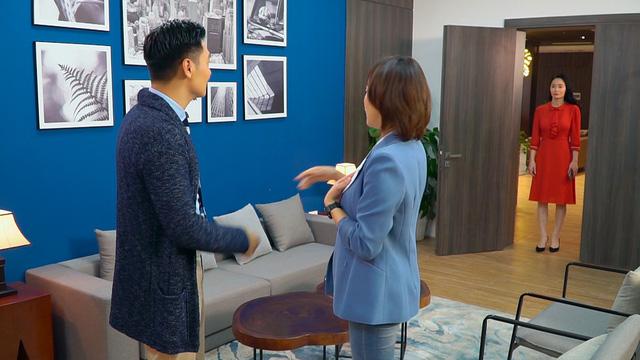 Hương vị tình thân - Tập 20: Nam sững sờ khi nghe tin Thy là bạn gái Long - Ảnh 3.