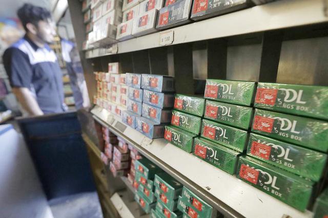 Hương vị bạc hà trong thuốc lá có thể gia tăng tác dụng của nicotine - Ảnh 1.