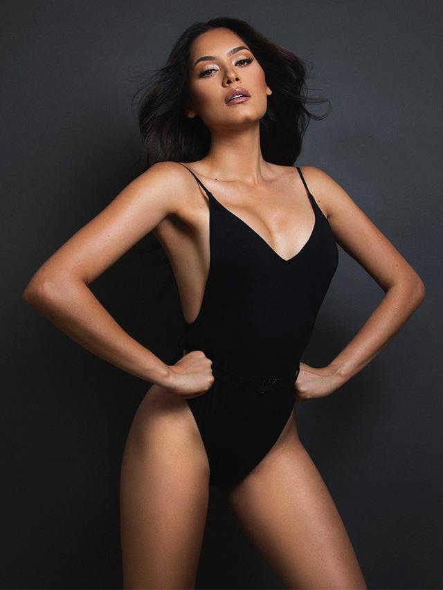 Nhan sắc tân Hoa hậu hoàn vũ thế giới 2020 - Ảnh 9.