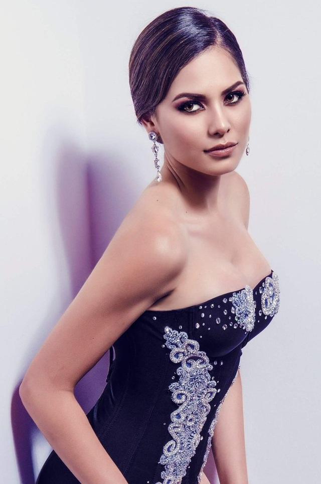 Nhan sắc tân Hoa hậu hoàn vũ thế giới 2020 - Ảnh 7.