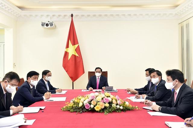 Đưa quan hệ đối tác chiến lược Việt Nam - Nhật Bản tiếp tục phát triển mạnh mẽ  - Ảnh 2.