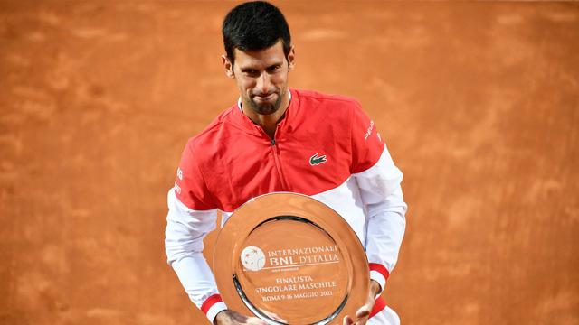 Vượt qua Djokovic, Nadal lần thứ 10 vô địch Italia mở rộng 2021 - Ảnh 5.