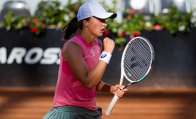 Iga Swiatek vô địch giải quần vợt Italia mở rộng 2021 - Ảnh 3.