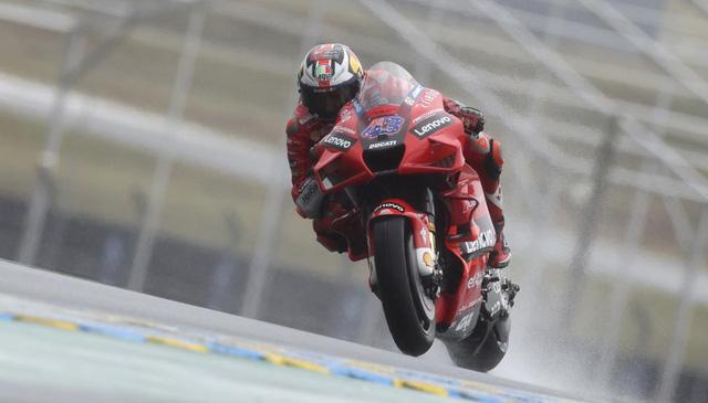 MotoGP: Jack Miller về nhất tại GP Pháp - Ảnh 1.