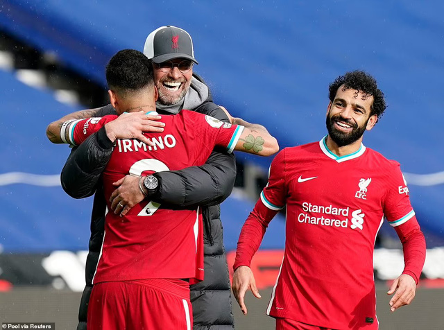 Alisson Becker ghi bàn, Liverpool tiến sát tấm vé dự Champions League - Ảnh 4.