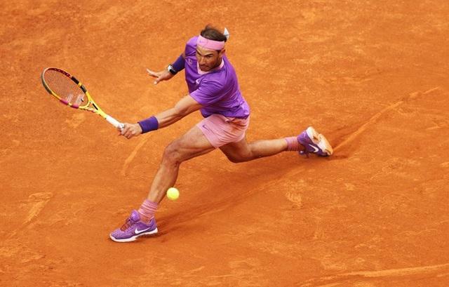 Vượt qua Djokovic, Nadal lần thứ 10 vô địch Italia mở rộng 2021 - Ảnh 3.