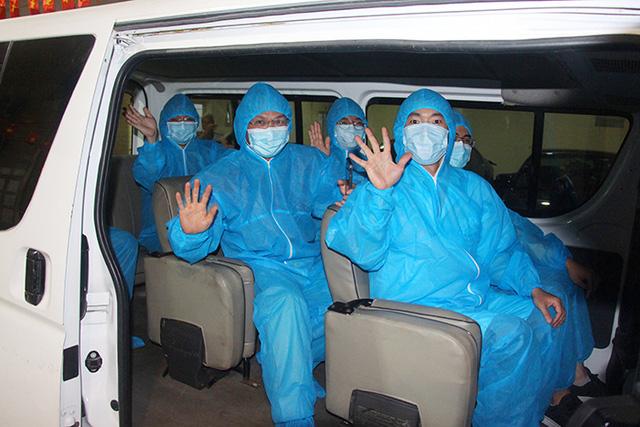 20 y, bác sĩ Hà Nội chi viện Bắc Giang phòng chống dịch COVID-19 - Ảnh 2.