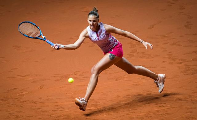 Iga Swiatek vô địch giải quần vợt Italia mở rộng 2021 - Ảnh 2.