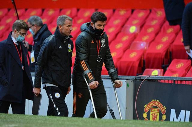 Harry Maguire báo tin vui cho Manchester United - Ảnh 2.