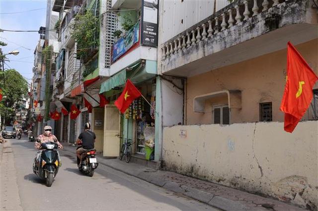 Bầu cử QH và HĐND: Hà Nội hân hoan đón ngày hội lớn - Ảnh 11.