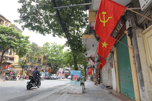 Bầu cử QH và HĐND: Hà Nội hân hoan đón ngày hội lớn - Ảnh 6.