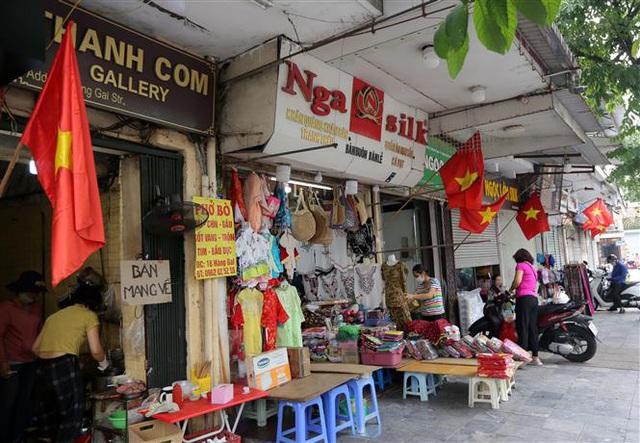 Bầu cử QH và HĐND: Hà Nội hân hoan đón ngày hội lớn - Ảnh 8.