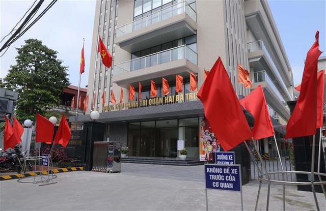 Bầu cử QH và HĐND: Hà Nội hân hoan đón ngày hội lớn - Ảnh 2.