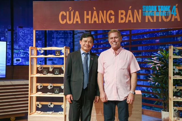 Shark Tank Việt Nam: Shark Phú chốt deal 2 tỷ với startup khóa chống trộm xe máy - Ảnh 5.