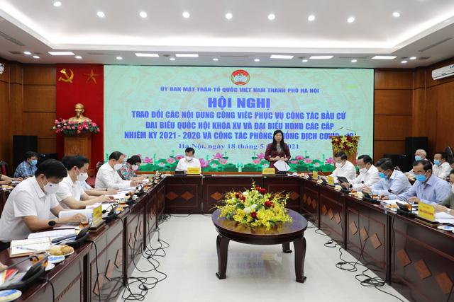 Hà Nội: Tiếp nhận đăng ký, ủng hộ hơn 260 tỷ đồng để phòng chống dịch COVID-19 - Ảnh 1.