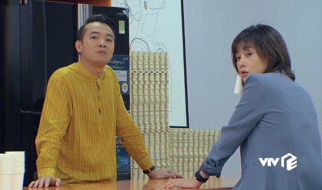 Hương vị tình thân - Tập 20: Nam sững sờ khi nghe tin Thy là bạn gái Long - Ảnh 6.