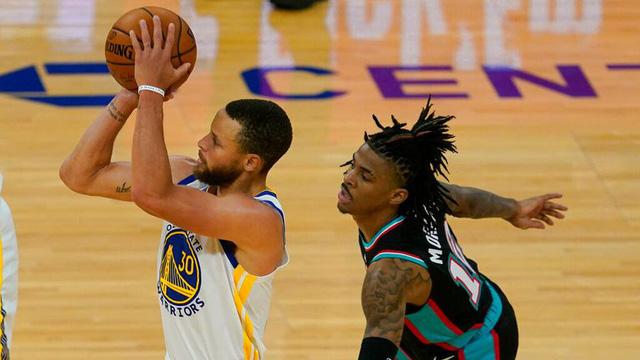 Stephen Curry giành danh hiệu Vua ghi điểm NBA 2020 - 2021 - Ảnh 1.