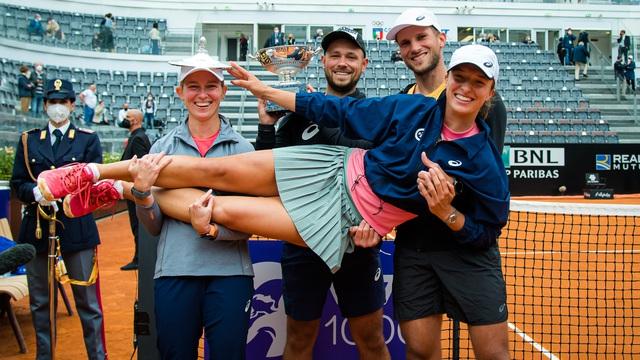 Iga Swiatek - tài năng trẻ ấn tượng của quần vợt thế giới - Ảnh 1.