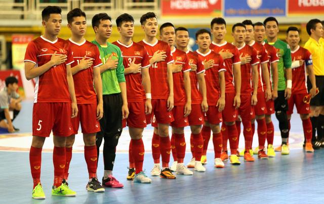 Futsal Việt Nam từng có ký ức ngọt ngào trước futsal Lebanon - Ảnh 3.