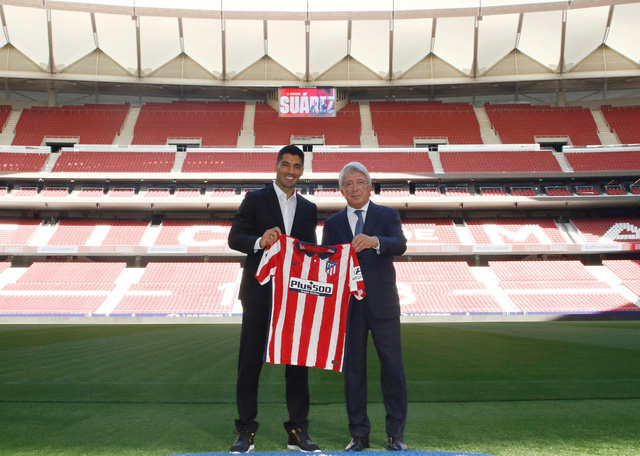Luis Suarez - Nhân tố mang lại thành công cho Atletico Madrid - Ảnh 2.