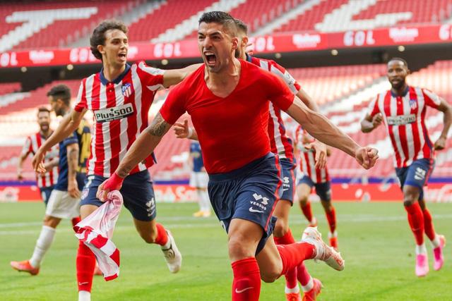 Luis Suarez - Nhân tố mang lại thành công cho Atletico Madrid - Ảnh 1.