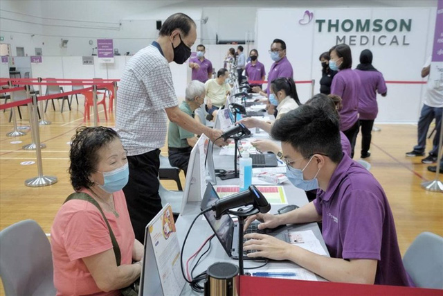 Singapore điều chỉnh chiến lược tiêm vaccine, Đối thoại Shangri-La 2021 sẽ vẫn diễn ra - Ảnh 1.