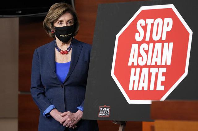 Quốc hội Mỹ thông qua dự luật chống thù hận đối với người gốc Á - Ảnh 1.