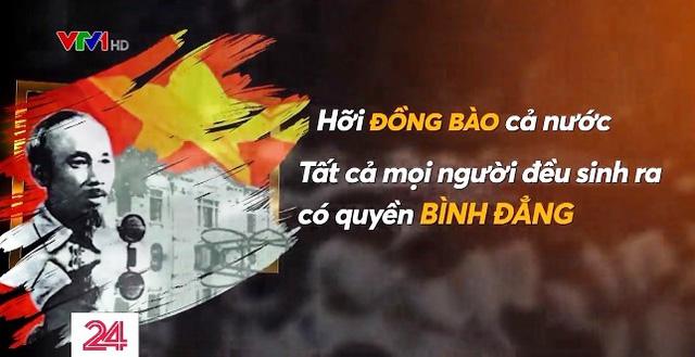 Chủ tịch Hồ Chí Minh: Tôi là một công dân - Ảnh 1.