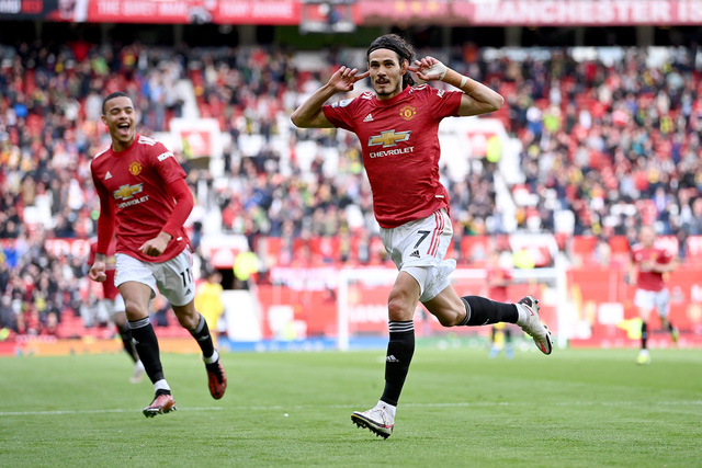 Man Utd đánh rơi chiến thắng trước đội bóng đã xuống hạng - Ảnh 1.