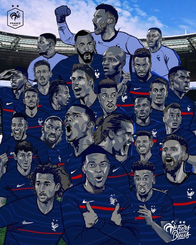 Benzema chính thức trở lại ĐT Pháp sau 6 năm - Ảnh 1.