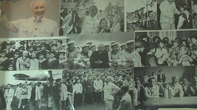 Người viết sử thi về Bác Hồ qua những tấm ảnh - Ảnh 3.
