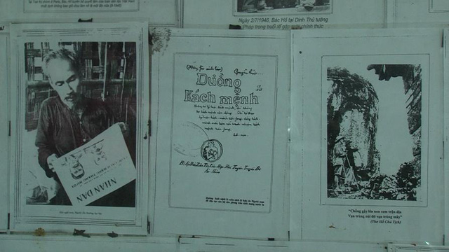 Người viết sử thi về Bác Hồ qua những tấm ảnh - Ảnh 5.