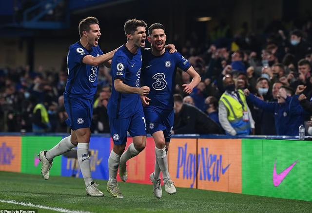 Chelsea giành chiến thắng sít sao trước Leicester City - Ảnh 1.