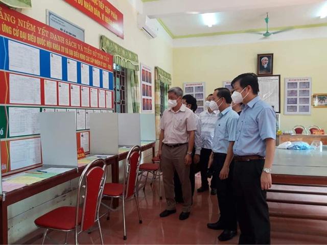 Bộ Y tế hỗ trợ Bắc Giang đảm bảo an toàn phòng chống dịch COVID-19 trong bầu cử - Ảnh 1.