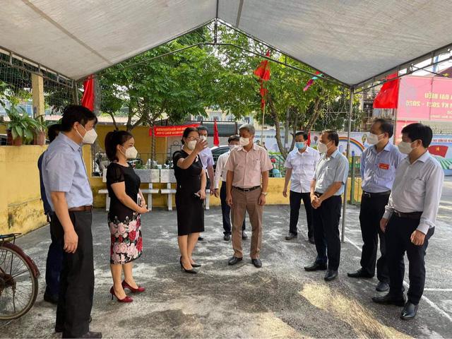 Bộ Y tế hỗ trợ Bắc Giang đảm bảo an toàn phòng chống dịch COVID-19 trong bầu cử - Ảnh 2.