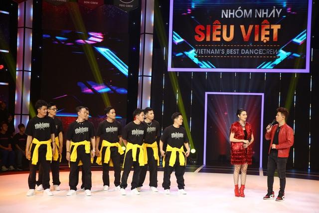 Nhóm nhảy siêu Việt mở mản ấn tượng - Ảnh 5.