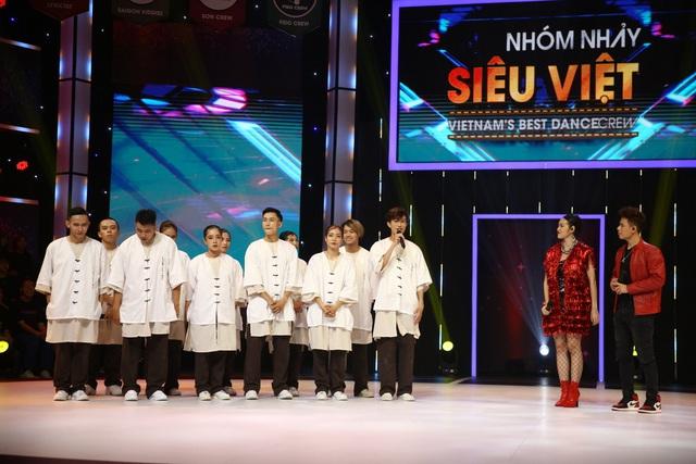 Nhóm nhảy siêu Việt mở mản ấn tượng - Ảnh 9.