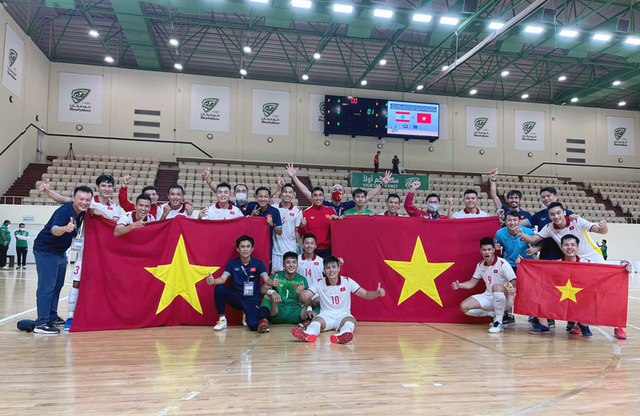 Giờ vàng thể thao tuần này: Nhìn lại hành trình của Futsal Việt Nam - Ảnh 1.