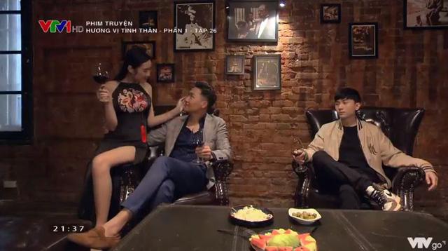 Hương vị tình thân - Tập 26: Thy nói bóng gió muốn sống cùng Long | VTV.VN