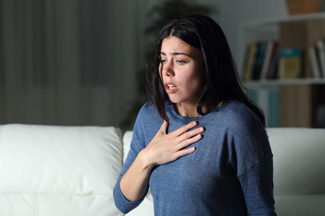 Tập nín thở có thể làm giảm tổn thương phổi do COVID-19 - ảnh 2