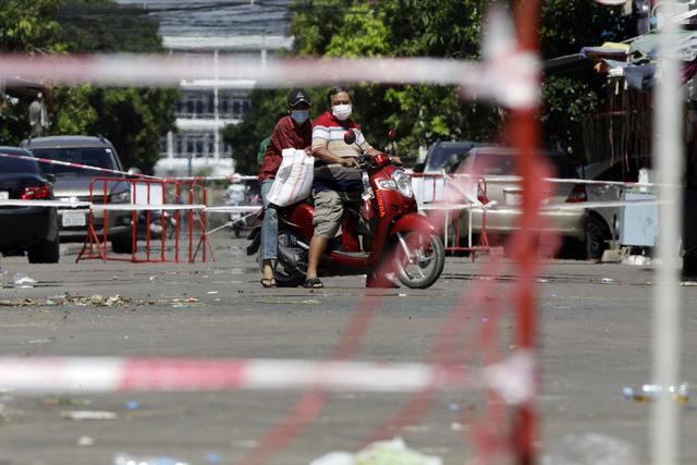 Số ca mắc COVID-19 mới ở Campuchia tiếp tục tăng cao - Ảnh 3.