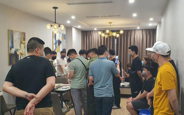 Vì sao 51 người Trung Quốc có thể nhập cảnh chui, thuê chung cư ở Hà Nội? - ảnh 1