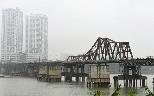 Bộ Giao thông Vận tải sẽ ưu tiên kinh phí duy tu, sửa chữa cầu Long Biên - ảnh 2