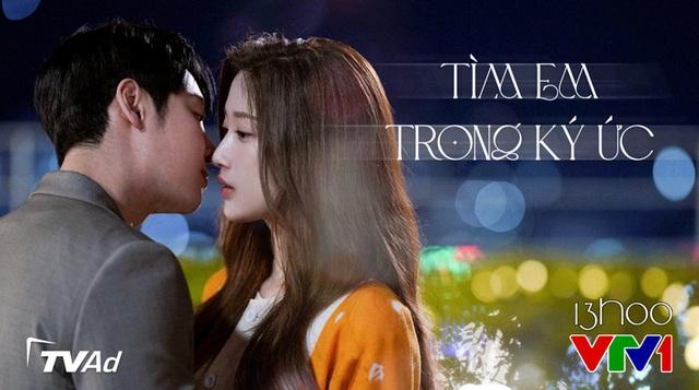 Phim Hàn Quốc Tìm em trong ký ức lên sóng VTV1 - ảnh 1