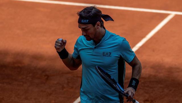 Vòng 1 Madrid Masters 2021: Fabio Fognini nhọc nhằn đi tiếp - Ảnh 1.