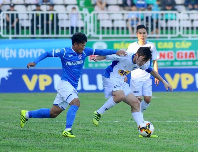 Lịch thi đấu, lịch trực tiếp vòng 13 V.League 2021: Tâm điểm Than Quảng Ninh – Hoàng Anh Gia Lai, B.Bình Dương – CLB TP Hồ Chí Minh - Ảnh 2.