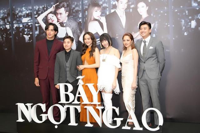 Loạt phim Việt dừng chiếu vì dịch COVID-19 - Ảnh 1.