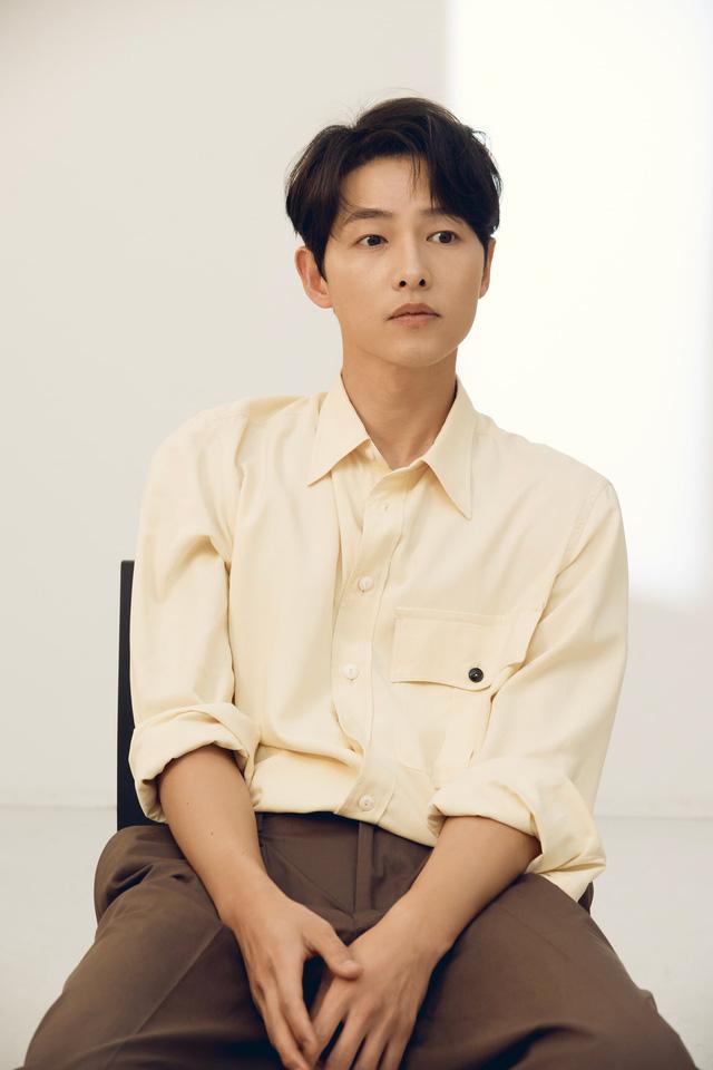 Song Joong Ki nói về Vincenzo: Tôi nghĩ mình diễn hài rất tệ - Ảnh 1.