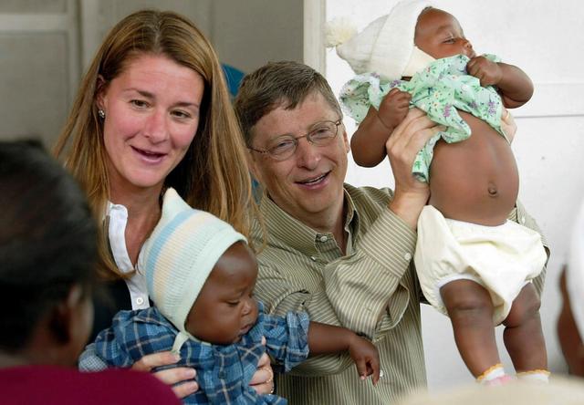 Bill Gates - Melinda - Một trong những vụ ly hôn đắt nhất lịch sử - Ảnh 2.
