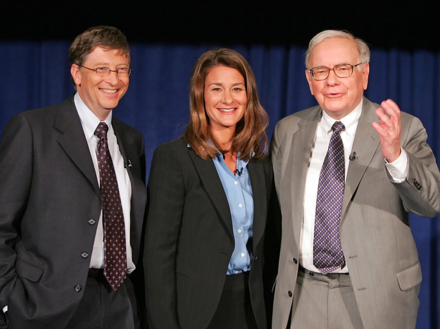 Bill Gates - Melinda - Một trong những vụ ly hôn đắt nhất lịch sử - Ảnh 3.